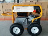 Groupe électrogène portable à essence 7500 Watts avec roues RCD et 4 X pneumatiques (GP8000SE)