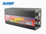 Suoer Power Inverter 2500W Solar Power Inverter 24V 220V de onda sinusoidal modificada inversor (HDA-2500A)