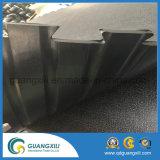 циновка резиновый стабилизированных циновок толщины 15mm черная резиновый стабилизированная