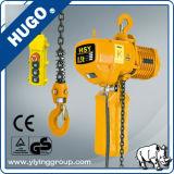 Инструмент Руки Изготавливания Поднимаясь Таль с Цепью Дубай Nitchi 2 Тонн Электрическая