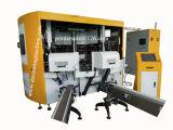 Machine d'impression d'écran de 3 biberons de couleur avec la DEL UV