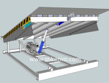 Фикчированный гидровлический разравниватель нагрузки и разгржать стыковки