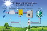 Système d'alimentation monophasé 5kw Système d'inversion relié à la grille