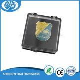 Distintivo dello smalto del distintivo del metallo del ricordo di promozione dell'azienda
