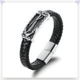 De Armband van het Leer van de Juwelen van het Leer van de Juwelen van de manier (LB423)