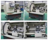 Китайские Lathes CNC точности металла Ck6136