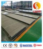Folha do aço inoxidável/placa laminadas a alta temperatura 316ti