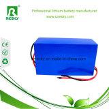 Bloco 12V 20ah da bateria de lítio para a potência alternativa