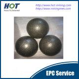 ボールミルの粉砕媒体は鋼鉄および鋳造物の粉砕の球を造った