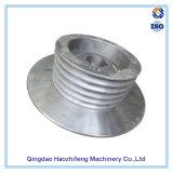 鋼鉄フランジのための精密CNCの機械化の部品