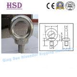 Boulon de vis galvanisé de l'oeil DIN580 pour le levage de calage