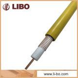 Msha аттестовало пропускающий влагу питательный кабель Slywv-75-10 для системы радиоего шахты