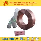 Eingetauchtes Eh14 Elektroschweißen-Draht vom China-Hersteller (Lötmitteldraht)