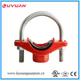 Knötenförmiges Eisen-Grooved flexible Kupplung (165.1) FM/UL genehmigte