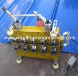 Precedente macchina del metallo di tetto del rullo freddo delle mattonelle