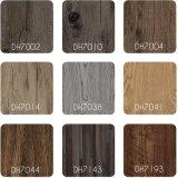 دائم الخشب انقر بولي كلوريد الفينيل الفينيل بلاط الأرضيات (P-7165)