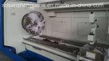 Qk1352*3000mm 큰 스핀들 큰 구멍 CNC 선반 공작 기계