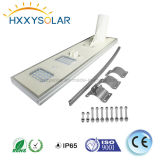 STRASSENLATERNE-LED Straßenlaternedes Fabrik-Preis-6W-120W integriertes Solarmit Qualität