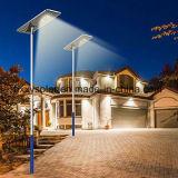 高品質IP65は統合されたLEDの太陽街灯25Wを防水する