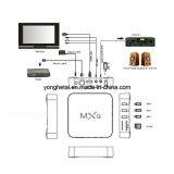 Коробка TV Android игр коробки TV интернета Lxx WiFi он-лайн