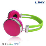 De hete Kleurrijke Beste Hoofdtelefoons van de Verkoop MP3