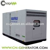 Gerador psto Soundproof 300kw/400kw/500kw do ISO Aprroved