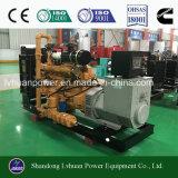 Precio del generador del gas natural con el motor de turbina de gas