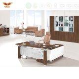 現代オフィス用家具L形の管理の机(HY-BT09)