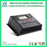 Auto 12/24/36 / 48V 40A controlador de carga solar para sistema de energia solar (QWP-SR-HP4840A)