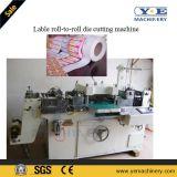 O PLC controla o rolo da etiqueta para rolar a máquina cortando