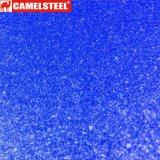 PPGL setzen Farbe beschichteter Galvalume-Stahlring mit Knickematt-Flitter/spezieller Art/gut Preis fest
