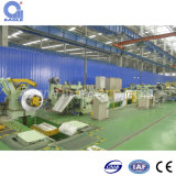 Cortar a Length Machine Line para Middle Gauge Ecl-6X2000