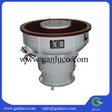 macchina per la frantumazione del metallo 150L di polacco di vibrazione vibratoria di gomma della macchina