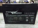 Batería solar sin necesidad de mantenimiento del gel VRLA de Tl100 12V100ah