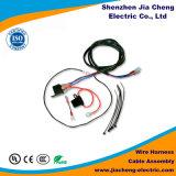 Harnais de câblage à télécommande d'éclairage LED de qualité