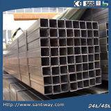 ERW strukturelles Fluss-Stahl-Quadrat-Rohr