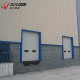 透過Windowsが付いている熱い販売の産業ガレージの鋼鉄部門別の内部の引き戸