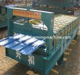 Rullo delle mattonelle del metallo che forma macchina