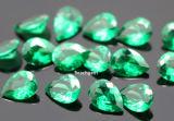 宝石類のためのNanositalの緑の宝石用原石