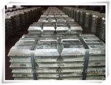 工場からの高い等級の大きさ99.7%亜鉛インゴット