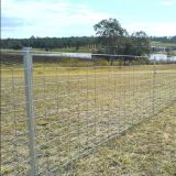 Usine Supply Directly Highquality Galvanized 1.8m Height Hinge Joint Farm Fence