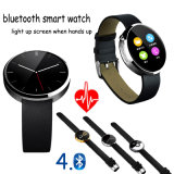 Rundes Screen Smart Watch mit Heart Rate Monitor (DM360)