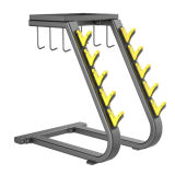 Ce одобряет шкаф сидения на корточках гимнастики оборудования пригодности коммерчески