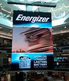 Hohe Auflösung Innenmiet-Bildschirmanzeige LED-P4 RGB