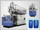 Пластичная машина дуновения штрангя-прессовани барабанчика машины прессформы дуновения барабанчика отливая в форму