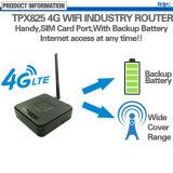 Ranurador sin hilos autopropulsado 4G de Telpo con funciones de la voz y de los datos