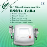 BS05 40k cavitação eficaz RF 6 em 1 corpo que Slimming a máquina