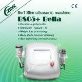 BS05 эффективная 40k кавитация RF 6 в 1 теле Slimming машина