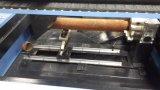 Plasma 1325 com a máquina de estaca giratória da tubulação do CNC da linha central