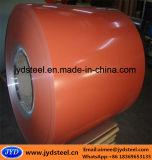 Bobine en acier de PPGI enduite par couleur pour la construction